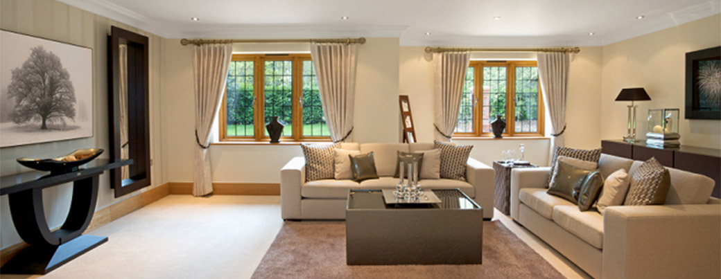 Lucy King - Curtains By Design is one of the leading curtain design businesses in East Anglia